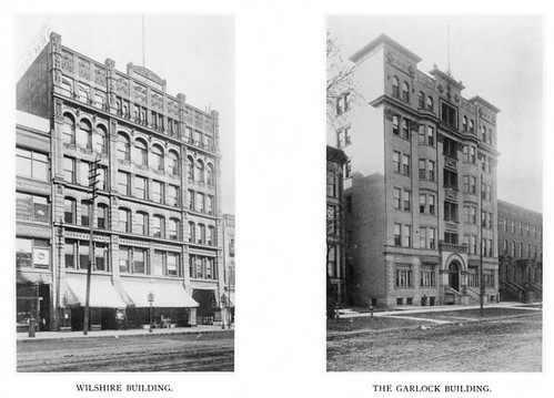 Wilshire Building and Garlock Building
