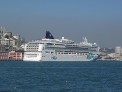 ISTANBUL - The Big One (Andra MB) Tags: cruise sea mer turkey spring meer mare ship weekend trkiye istanbul trkei deniz schiff vapor bosphorus nava boaz turchia 2011 turcia croaziera
