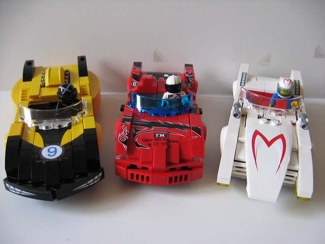 lego speed racer instructions
