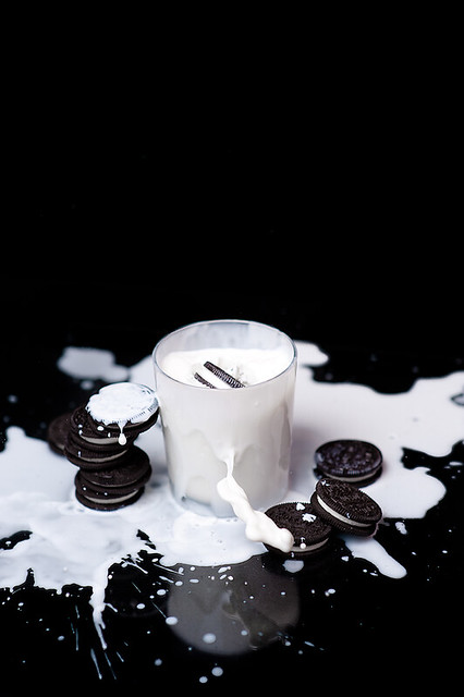 Day 103/365 Oreos and Milk. [EXPLORED]
