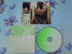 原裝絕版 2000年 6月21日 ともさかりえ 友板里惠 Rie Tomosaka CD  原價  1223YEN 中古品 2