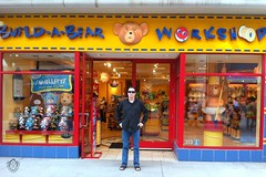 Build-A-Bear Branson Missouri - Major Hank