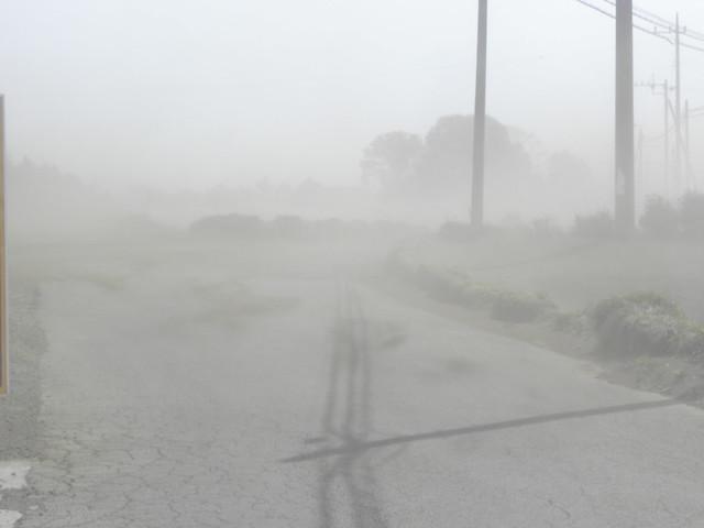 砂塵 2011-04-15