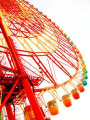(2adkine) Tags: wheel japan ferris