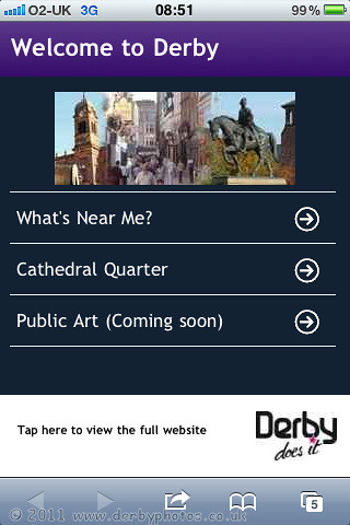 Derby's new Wayfinding system 3