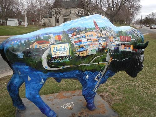 04-16-11 Buffalo Art, Buffalo, MN
