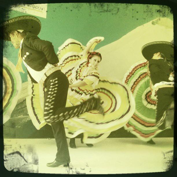 Baile regional.