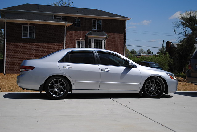 New Color For My Tl S Wheels Honda Accord Forum V6
