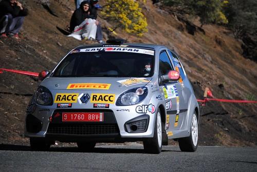 Bachiller Rally Islas Canarias