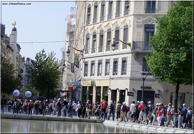Rando urbaine Lyon