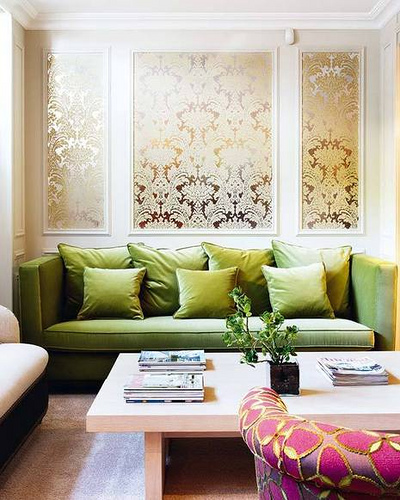 decor pad square sofa