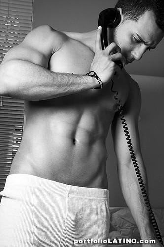hot latin muscle shirtless sexy hunk