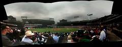 Beautiful day at the ballpark
