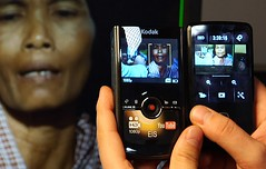 Zi8 or Playtouch for the next training? Evaluating the two Kodak models, October 2010