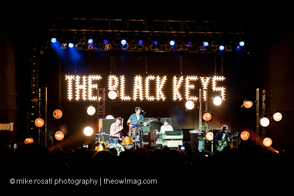 The Black Keys encore