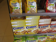 Corny!