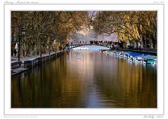 Annecy - Haute-Savoie - Le pont des amours (BerColly) Tags: france annecy google flickr ville vieille hautesavoie canaux bercolly