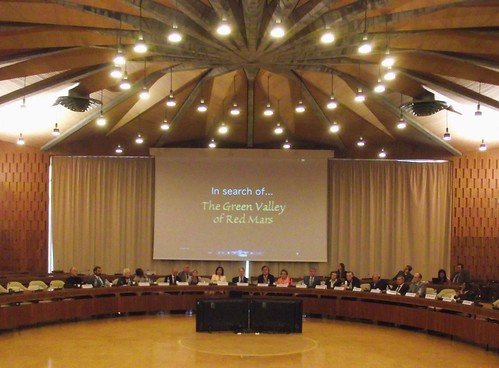 FORUM INTERNATIONAL ESPACE - UNESCO PARIS