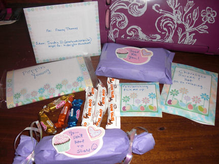 Sent Midnight Muchies Angel Swap