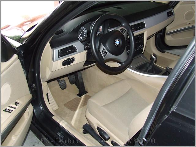 BMW 320d E90-40