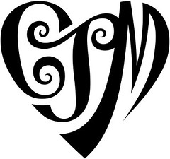 """""""CJM"""" Heart Design"""