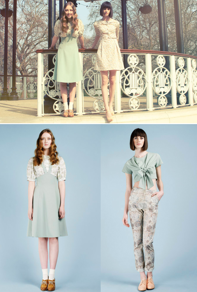 Nadinoo, Spring 2011 Collection