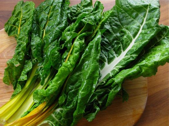 swiss chard tomato spinach asiago strata 004