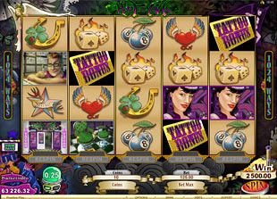Hot Ink slot game online review