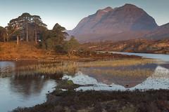 Liathach & Loch Clair, Glen Torridon (Douglas Griffin) Tags: scotland day clear torridon westerross munro liathach scotspine canon24105f4l lochclair canoneos5dmarkii leecircularpolarizer lee06ndhardgrad