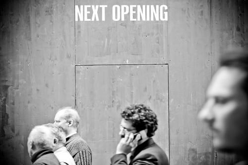 Next opening 3