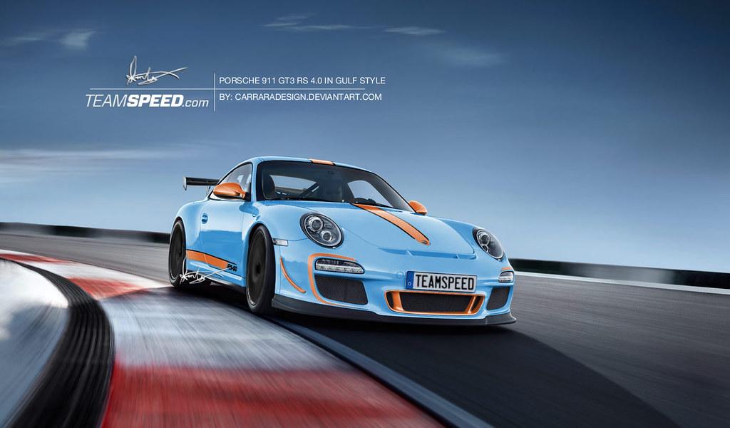 Porsche 911 Gt3 Rs 4 0 Limited Edition Page 2 Asphalte Ch