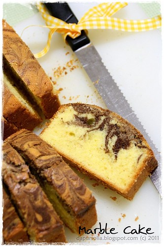 Marble Cake for Ms E.H.