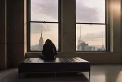 (Gebhart de Koekkoek) Tags: nyc newyorkcity tower film rock view top manhattan observatory 2008 rockerfeller