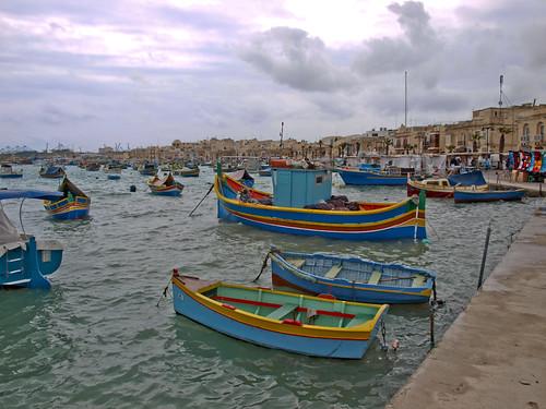 Marsaxlokk - Malta Sur (4)