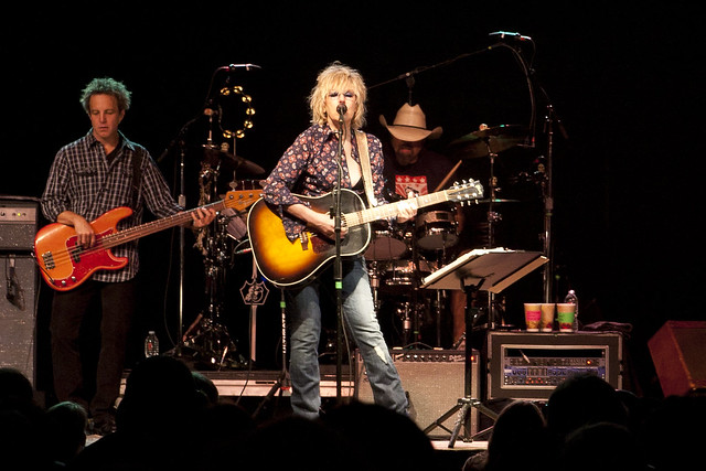 Lucinda Williams @ Fayetteville Town Center