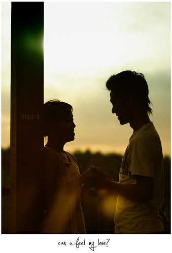Can You Feel my Love ? by Wayan Parmana