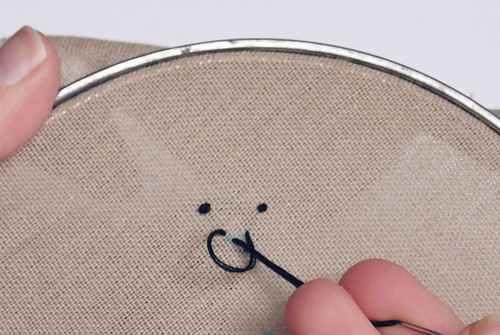 stitching a smile