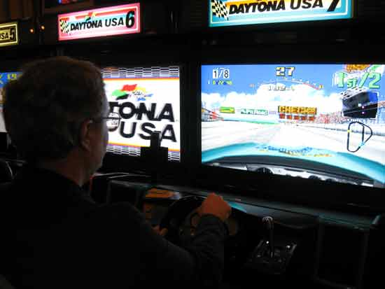 Gryphon on Driving Game