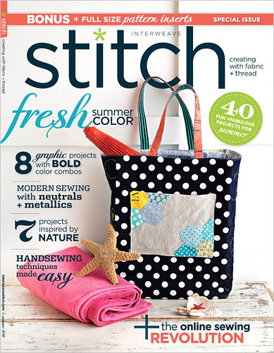 stitch magazine summer 2011