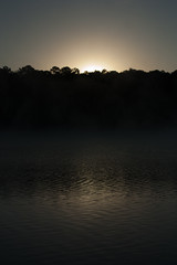 Paul M. Grist (inspiredbytimephotography) Tags: reflection sunrise canon landscape alabama naturallight canoneosrebelxsi450d paulmgriststatepark inspiredbytimephotography