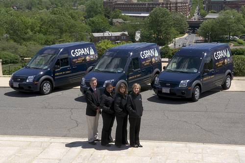 C-SPAN's Local Content Vehicles (LCV) Team