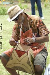 The Crafter (Jobe Roco) Tags: nikon louisiana downtown lafayette handmade crafts fil 2011 tamron70300mm 2826 d80 festivalinternationaldelouisiane parcsansouci