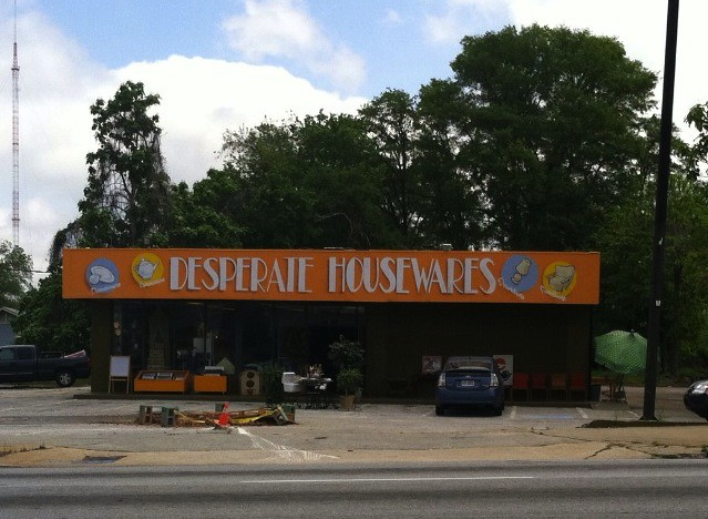 Desperate...Housewares?