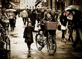 Rainy Day in Copenhagen