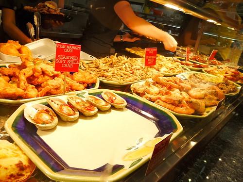 Sydney Fish Market Warmer