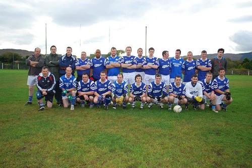 Bere Island 2010 team