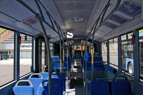 Innenraum des 5401