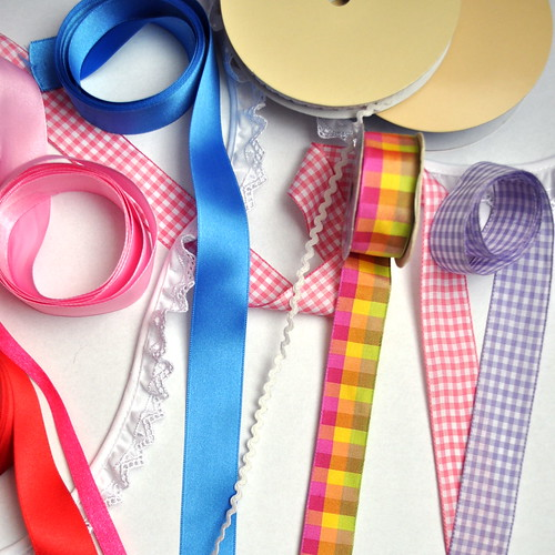 ribbon and rickrack