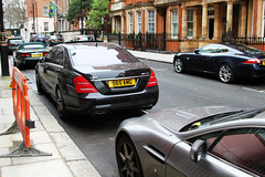 London cars ! (Teddy Legris) Tags: city london cars car canon eos is automobile martin teddy s65 mercedesbenz 7d l jaguar usm gt 450 630 supercar f4 60 v8 aston amg volante vantage 426 v12 313 24105 biturbo xk db7 legris 470 1000nm 450kw 630hp 426hp 630ch 313kw 426ch 470nm