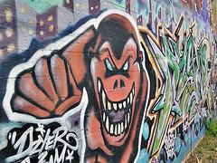 Dzyer, Dream (You can call me Sir.) Tags: streetart graffiti san francisco dream dzyer tdk